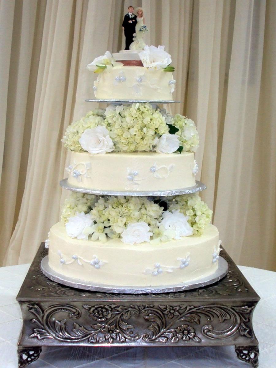 Wedding Cakes Tulsa